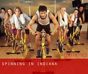 Spinning in Indiana