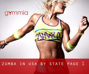 Zumba in USA by State - page 1