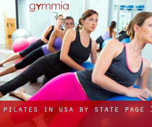 Pilates in USA by State - page 1