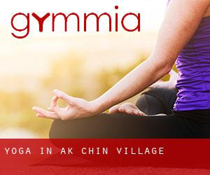 Yoga in Ak-Chin Village