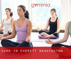 Yoga in Everett (Washington)