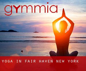 Yoga in Fair Haven (New York)