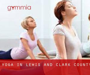 Yoga in Lewis and Clark County
