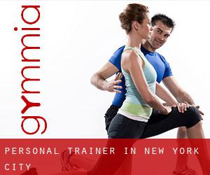 Personal Trainer in New York City