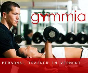 Personal Trainer in Vermont
