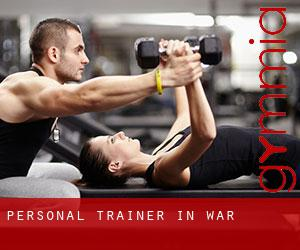 Personal Trainer in War