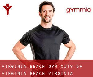 Virginia Beach gym (City of Virginia Beach, Virginia)